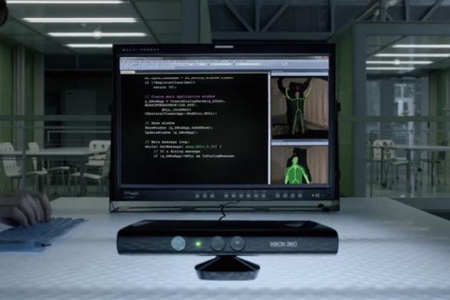 Kinect PC Hookup