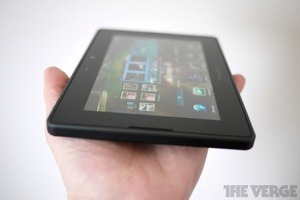 BlackBerry PlayBook main