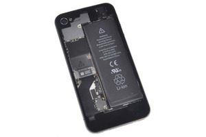 iPhone 4S transparent back 600