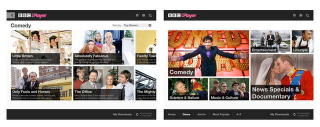 BBC Global iPlayer app