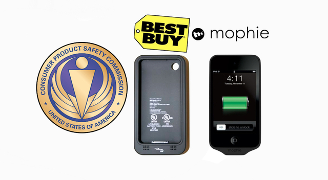 Best Buy Mophie Recall
