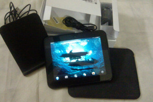 TouchPad Go on eBay