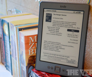 Kindle Lending Library