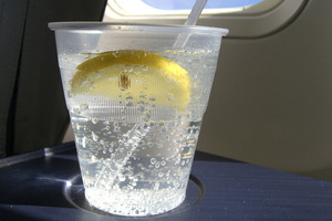 Airline Gin and Tonic