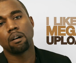 Kanye West Loves Megaupload