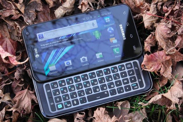 Samsung Captivate Glide hero (1020px)