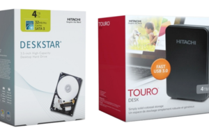 Hitachi Deskstar Touro