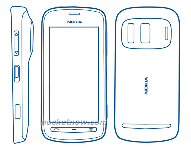 Possible Nokia 803 Leaked Manual Image