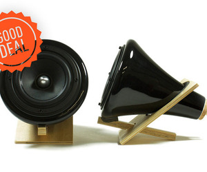 Joey Roth Ceramic Speakers