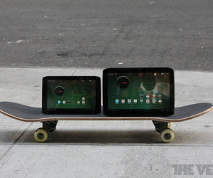Xyboards on a board