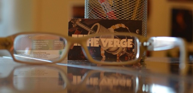 Verge HUD Glasses 600