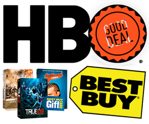 HBO Best Buy sale