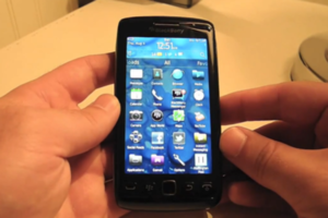 BlackBerry Torch 9850 hands-on