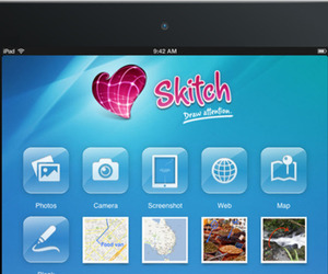 Skitch for iPad