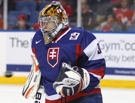 WJC: Czechs And Slovaks Debut