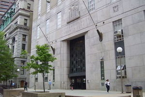 Suffolk County Courthouse