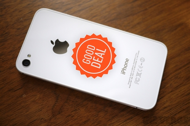 Good Deal iPhone 4S