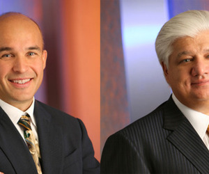 Jim Balsillie and Mike Lazaridis