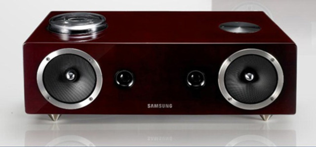Samsung DA-E750 Audio Dock