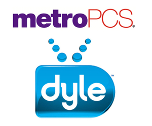metropcs dyle mobile tv