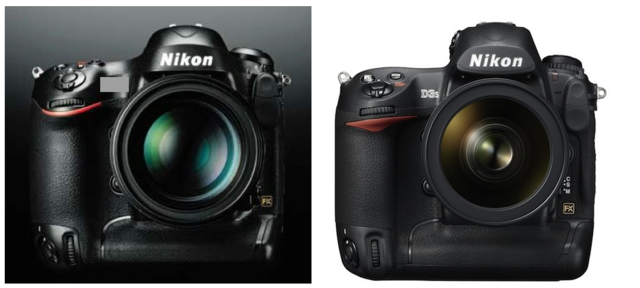 Nikon D4 D3 comparison RUMOR Nikon Rumors