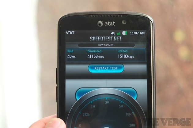 LG Nitro HD LTE