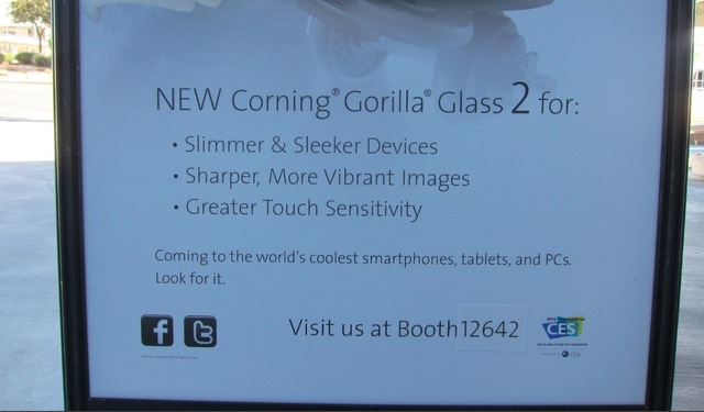 Gorilla Glass 2