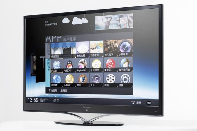 Gallery Photo: Lenovo K91 Smart TV gallery