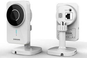 Samsung Wi-Fi IP SmartCam
