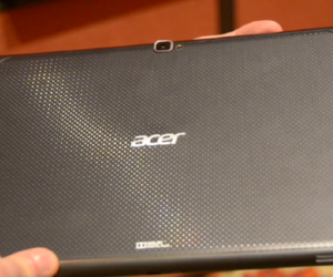 Acer Iconia A700 hands-on video