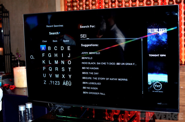 Gallery Photo: Toshiba L7200 Cinema Series Smart TV hands-on