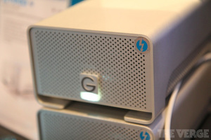 Gallery Photo: G-Technology G-Raid with Thunderbolt I/O hands-on pictures