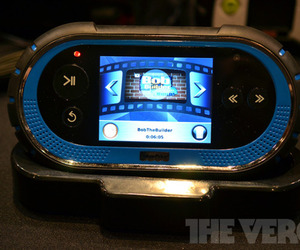 Gallery Photo: Fisher-Price Kid-Tough Portable DVR hands-on photos