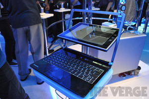 Gallery Photo: Novero Solana netbook hands-on