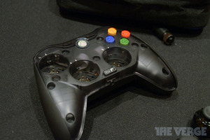 Gallery Photo: Mad Catz's MLG Pro Circuit game controller hands-on pictures