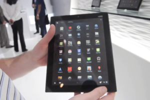 Vizio 10-inch tablet preview