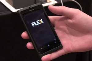 New Plex support for Windows Phone and DNLA first look