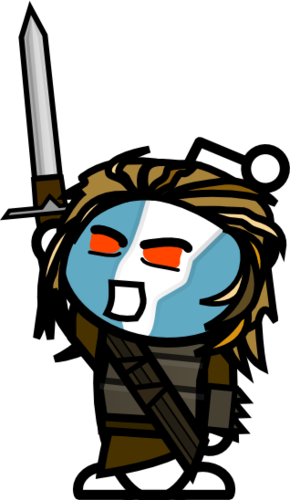 Reddit warrior