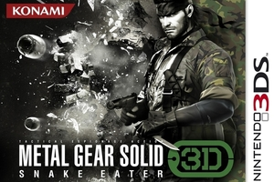 Metal Gear Solid 3: Snake Eater 3D