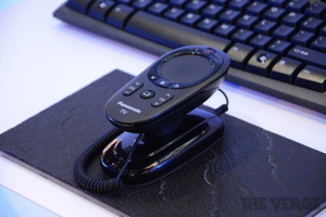 Gallery Photo: Panasonic Smart Viera remote prototype photos