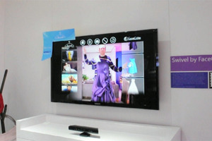 Kinect Fusion and FaceCake