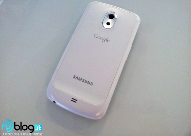 white galaxy nexus
