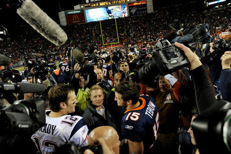 NFL Playoffs, Patriots Vs. Broncos - Open Thread - Pride Of Detroit
