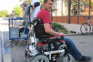Wheelchair prototype