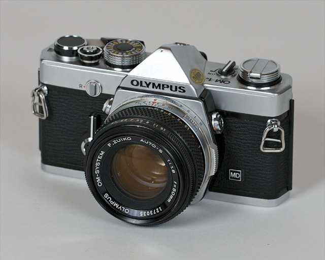 Olympus OM-1 (Flickr)