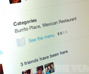 Foursquare Menus