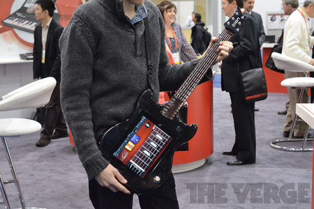 Gallery Photo: Ion Musical Training Tools Images at CES 2012