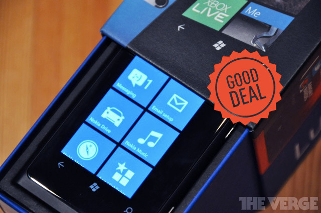 Nokia Lumia 800 good deal_640