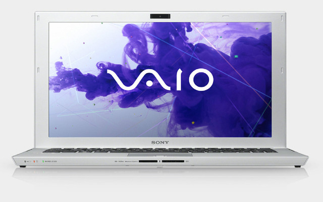 VAIO Z23 Early 2012 press white