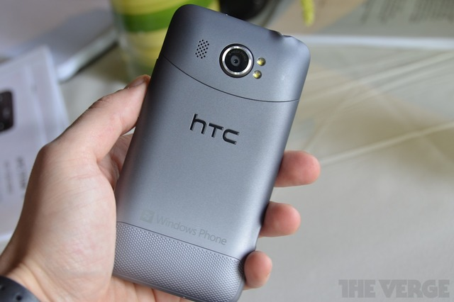 Gallery Photo: HTC Titan II for AT&T first hands-on